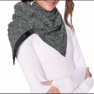 Lululemon vinyasas marle scarf wrap infinity